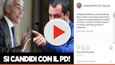 Pensioni, quota 100: Boeri 'Non ci sono risorse', Salvini 'Si candidi con il PD'