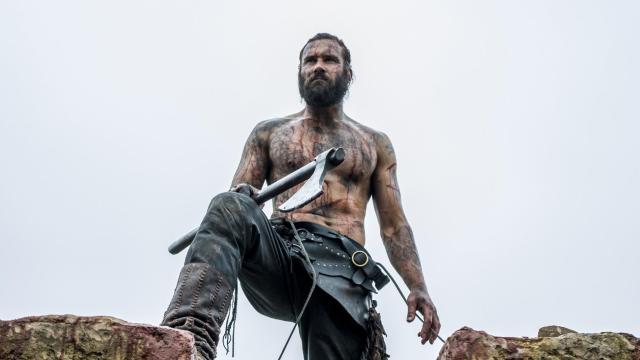 A história verdadeira de Rollo, de Vikings