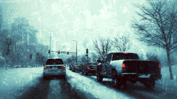 Strong storm brings snow, ice from South and Midwest toward East Coast