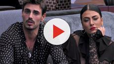 'Gf Vip 3', ennesimo scontro tra Francesco Monte e Giulia Salemi in casa