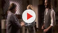 Il Segreto:  Isaac e Antolina si trasferiranno in casa di Consuelo
