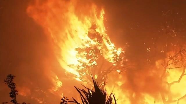 Mais de mil pessoas estariam desaparecidos após incêndio na California