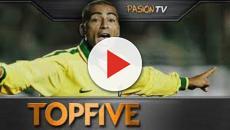 Football : Les 5 meilleurs buteurs du Brésil
