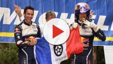 Rallye: Sébastien Ogier devient sextuple champion du monde