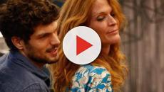 Domenica Live: Gianmarco Amicarelli parla della sua relazione con Jane Alexander