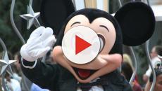 Walt Disney's Mickey Mouse celebrates his 90th birthday