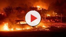VIDEO: California podría arder por segunda vez