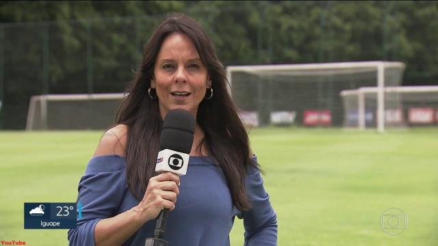 Fabíola Andrade nega que tenha sido assediada
