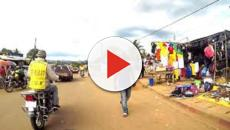 Le sénateur Xavier Menye a offert des bourses à Ebolowa au Camerou