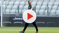 Juventus: allenamento personalizzato per Pjanic, Bernardeschi e Khedira