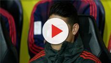 James Rodríguez no regresará al Real Madrid y puede ser por causa de la Juve