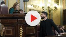 Ana Pastor expulsa a Gabriel Rufián del Hemiciclo