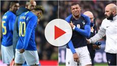 Einsatz gegen Liverpool in Gefahr: Neymar und Mbappé verletzen sich