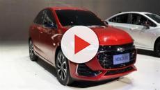 Chevrolet aposta no novo Monza para o mercado asiático