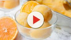 Orange Sherbet recipe for anyone looking for tasty ice cream