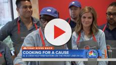 Al Roker heads to California with Today to help firefighters