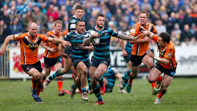 Super League: Castleford Tigers unlikely to recruit