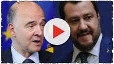 Pierre Moscovici risponde a Matteo Salvini: 'Non sono Babbo Natale'