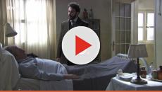 Anticipazioni Una Vita dal 26 al 30 novembre: Leonor se ne va, Jaime avvelenato