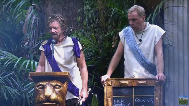 I'm a Celebrity ... Get Me Out of Here spoilers: Emperor Noel ruffling feathers