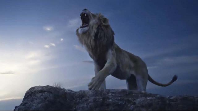 Trailer out for the reboot of Disney's The Lion King