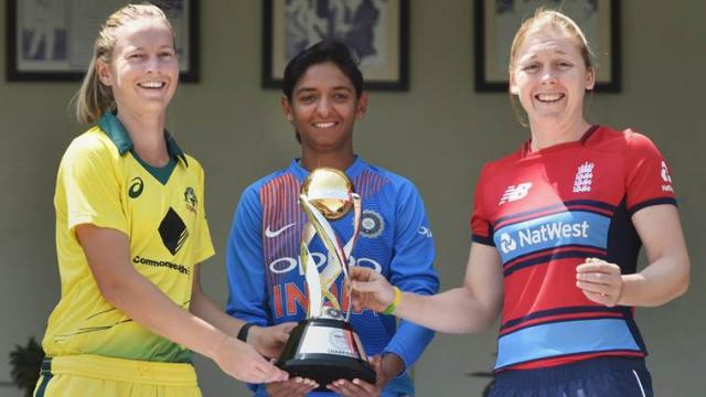 Sky Sports live streaming England v Australia Women's WC T20 final & highlights