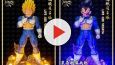 Dragon Ball: se venden estatuas de Vegeta a tamaño real en Japón