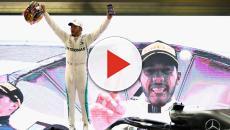 Lewis Hamilton cierra una temporada de ensueño tras su victoria en Abu Dhabi
