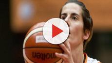 Basket, Raffaella Masciadri esclusa nella partita d'addio: i fan delusi