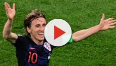 Luka Modric puede perder la titularidad en el Real Madrid