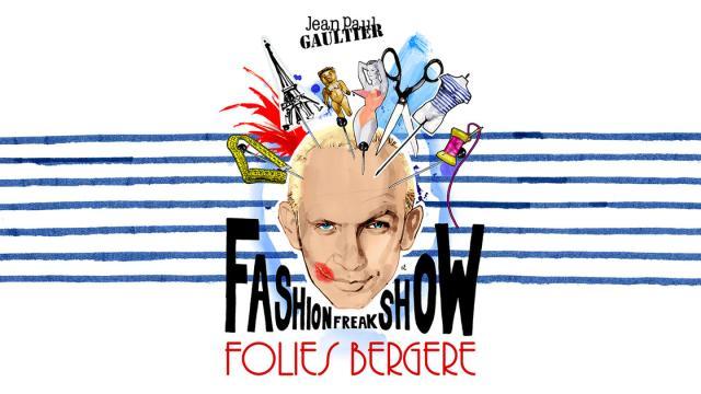 Jean-Paul Gaultier fait son show aux Folies Bergère