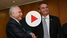 Bolsonaro e Temer são alvos de deboche em novela da Globo