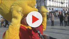 Winnie the Pooh de Sol es censurado por la visita Xi Jinping