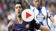 Siguen las bajas en el Barcelona: dos semanas sin Luis Suárez