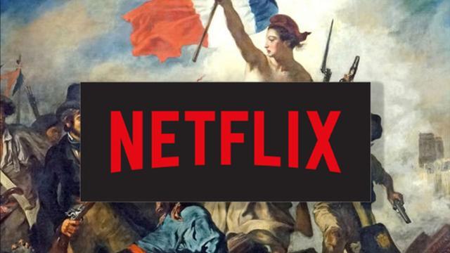Netflix prépare une série sur la Révolution française