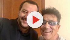 Salvini-Bennato, polemiche ed ironia per il selfie su FB