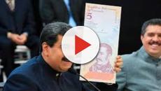 VIDEO: VENEZUELA/ Maduro aumenta un 150% el salario mínimo en plena debacle