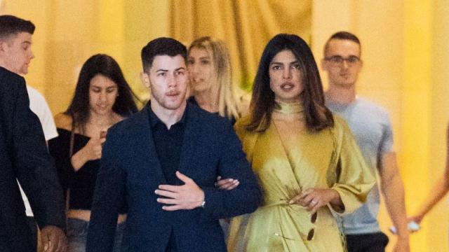 Former Miss World Priyanka Chopra and Nick Jonas marry in India