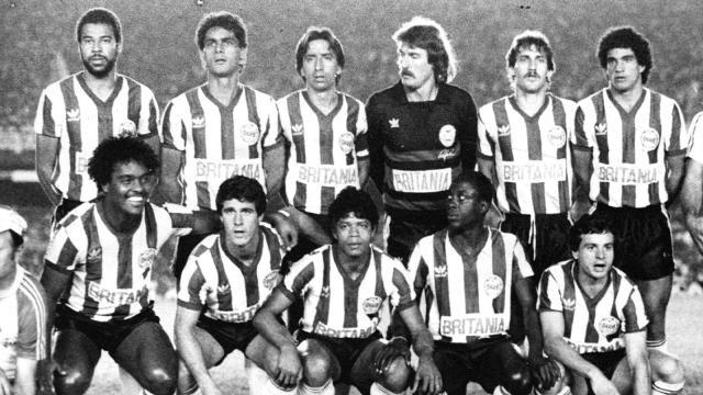 Times que conquistaram o Brasil, mas não são da Série A