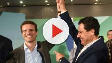 Pablo Casado no descarta ofrecer consejerías a Vox y a Ciudadanos