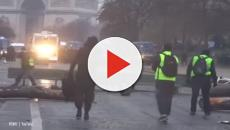 France: President Macron says no to violence by Yellow Vest protesters