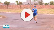 Morre triatleta atingida por bote do Corpo de Bombeiros