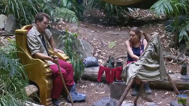 I'm a Celebrity ... Get Me Out of Here spoilers: John returns to the jungle