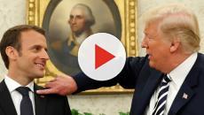 Trump ironique envers Macron sur les gilets jaunes