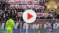 VIDEO: Vigilan a Bukaneros para que no se unan a los ultras del River Plate