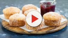 Ricetta dei muffin vegani al chai con yogurt di soia