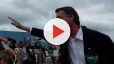 Bolsonaro, comemora derrota sobre o PT em reunião com tucanos