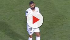 Gabigol na mira de Corinthians e Flamengo