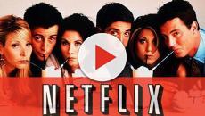 Friends restera sur Netflix en 2019