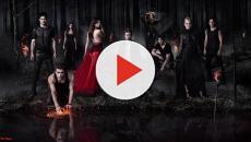 The Vampire Diaries é repleta de cenas românticas